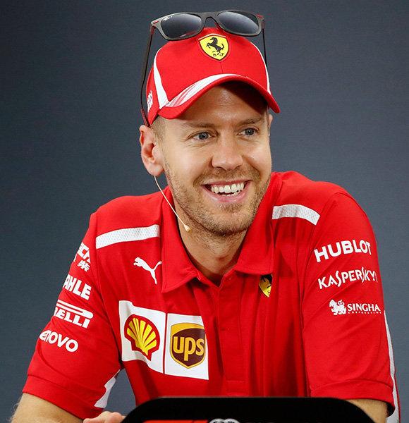 Sebastian Vettel & Long-Term Girlfriend, Wife-To-Be? Salary, Net Worth Info