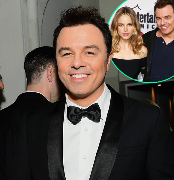 Seth Macfarlane Closing In Married Tag Hot Girlfriend Multiple