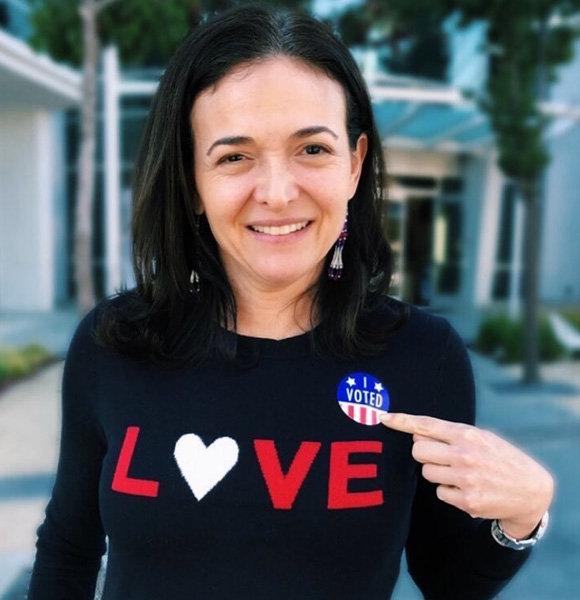 Sheryl Sandberg Married Life, Children, Dating History, 2019
