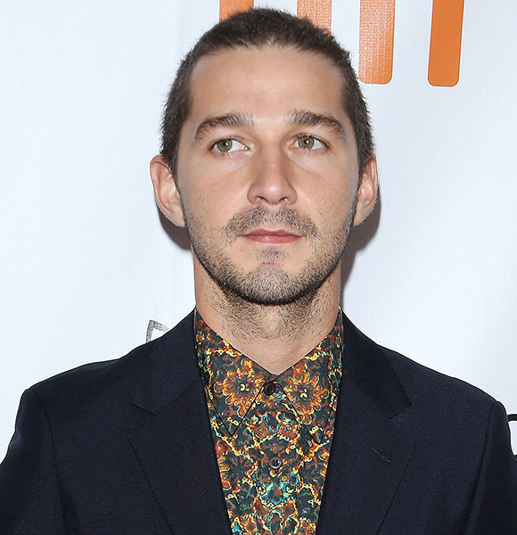 Shia LaBeouf Reportedly Dating While Divorce With Wife Takes Play