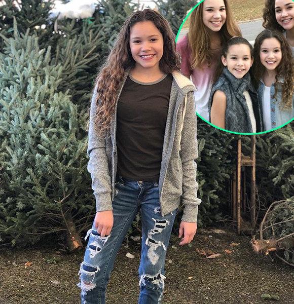 Dancer Sierra Haschak Age 14 Flaunts Sister Bond, Versatility Height & Singing Sessions