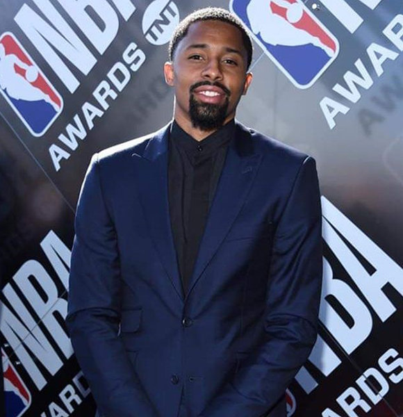 Spencer Dinwiddie Dating, Married, Family, College