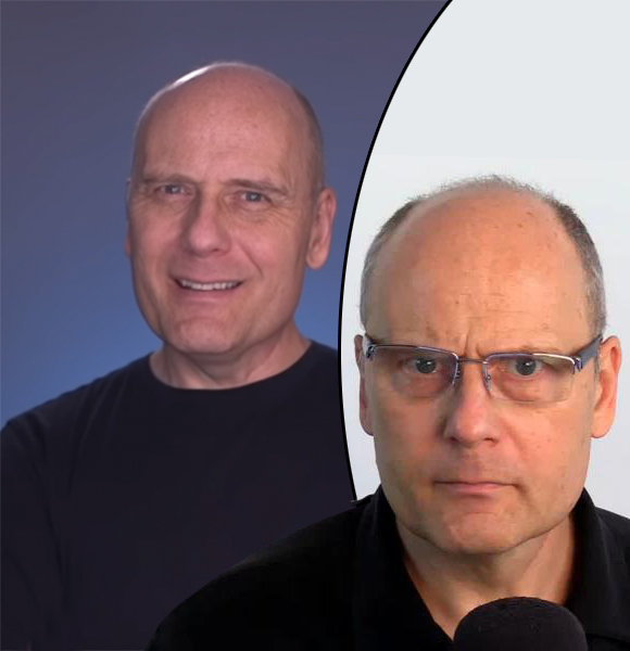 Stefan Molyneux Married Life With Wife, Also His Parents Details