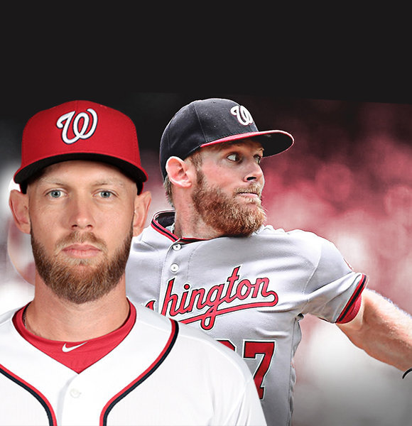 Stephen Strasburg Contract Update & Recent Stats   What's His Salary?