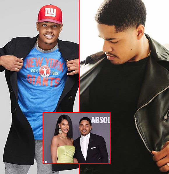 Sterling Shepard & Wife Chanel Iman Daughter Cassie Snow 'Baby No.2'