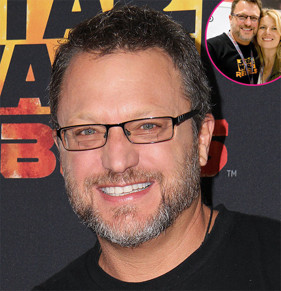 Voice Actor Steve Blum Wife, Says He'd Take A Bullet For Her - Literally!