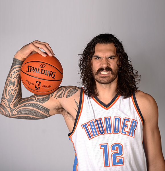 NBA Star Steven Adams' Gigantic Family Shows Bond With Sister & 17 Siblings; Yes, 17!