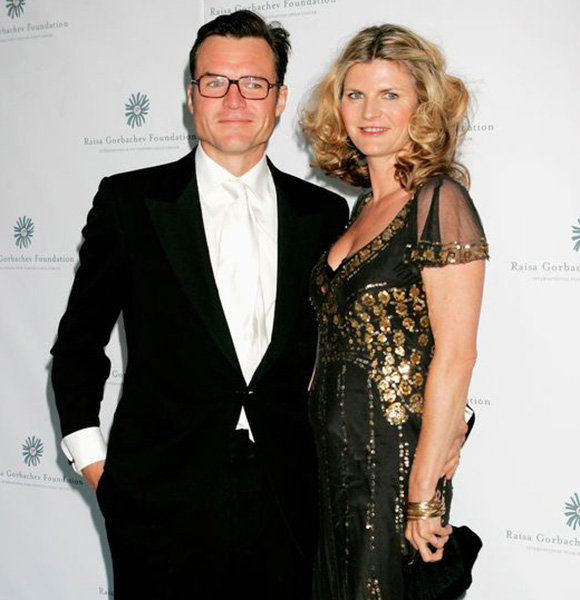 Are Susannah Constantine & Husband Bad Parents? They Say Yes