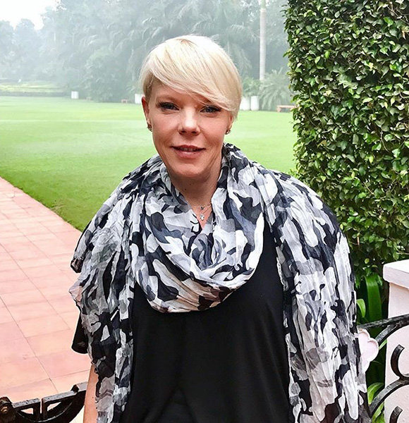 Openly Lesbian Tabatha Coffey & Beau Partner Forever - Unofficial Family