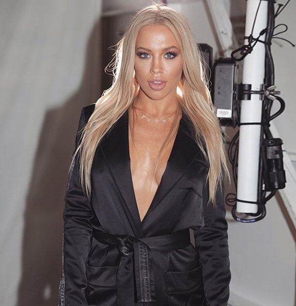 Is Tammy Hembrow Still Dating Jahkoy Palmer? Here's The Fact