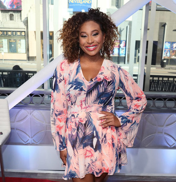 Tanika Ray Married & Husband | Who Is TV Girl With Daughter Hiding?
