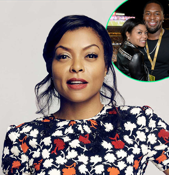 Empire S Taraji P Henson Getting Husband As Baby Father S Death Lingers In Past