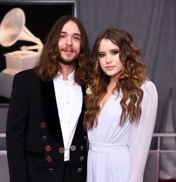Taylor Spreitler, Dating Musician Boyfriend In Cutest Way Possible