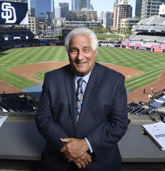 Padres' Ted Leitner Net Worth & Salary; Plus Married Life & Children Info
