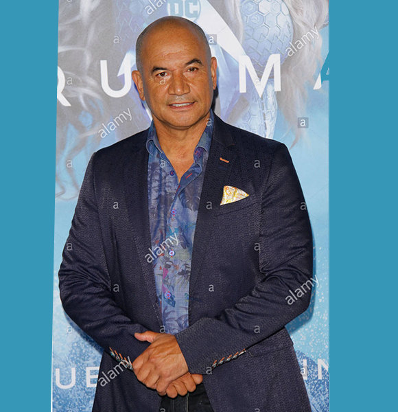 Temuera Morrison Net Worth, Son, Wife, Family