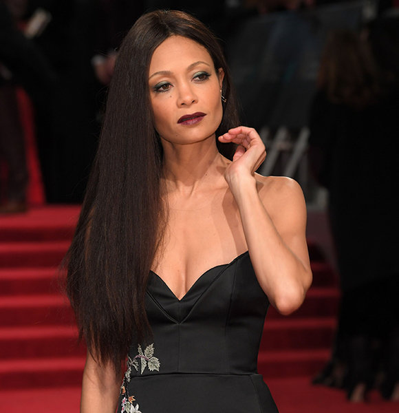 Thandie Newton Shares Extraordinary Story With Husband & Children, As Wife & Parents
