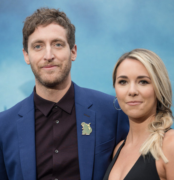 Thomas Middleditch Married Status With Wife, Net Worth, Height
