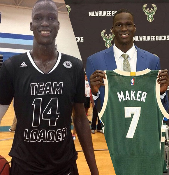 Thon Maker Parents, Brother, Education, Contract, Salary