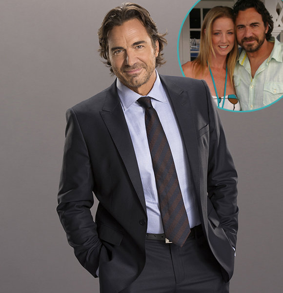 Thorsten kaye and wife