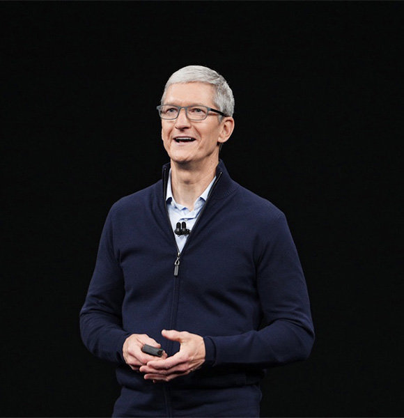 Tim Cook Inspiring Coming Out Story, Being Gay & Partner To Married Status!