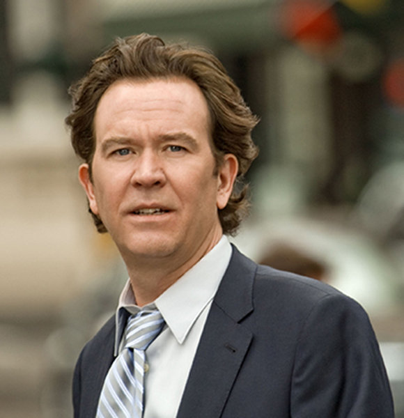 Is timothy hutton gay