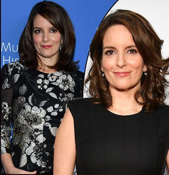 Tina Fey Married Life, Kids, Family & Net Worth Details