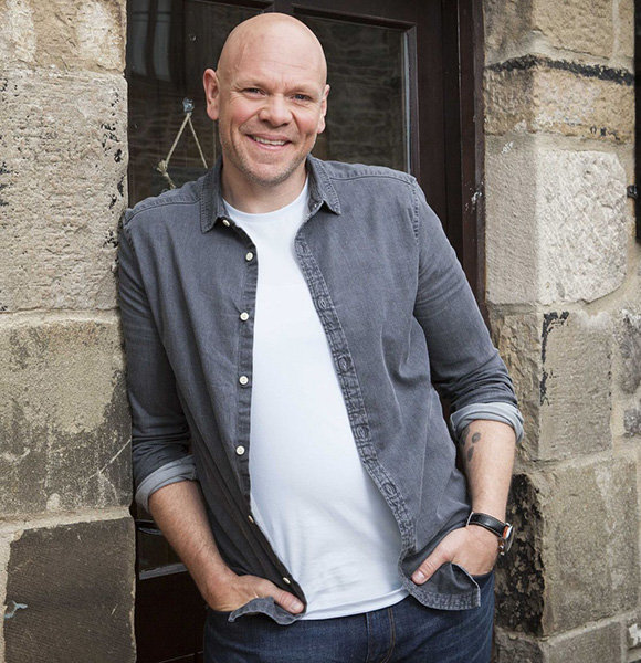 Star Chef Tom Kerridge Shares Miracle Weight Loss Plan & Family Moments