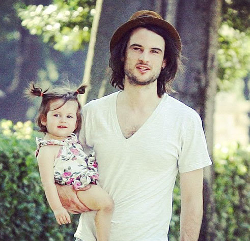 Tom Sturridge Has New Girlfriend? Co-Parenting Daughter With Ex-Fiancée