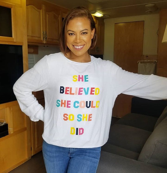 A Look Into Toni Trucks Personal And Professional Life!!