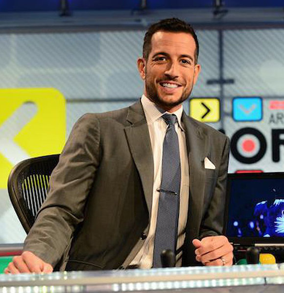 Tony Reali Talks On Wife & Child Threat, Loss Of Family   Personal Details