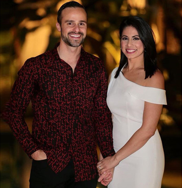 Fox News Reporter Tracee Carrasco Set To Get Married; Meet Husband To-Be