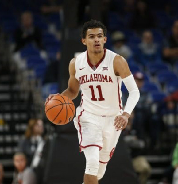 best service 3dd1e 23b8d Trae Young College Stats, Jersey, Trade, Contract, Dating Status