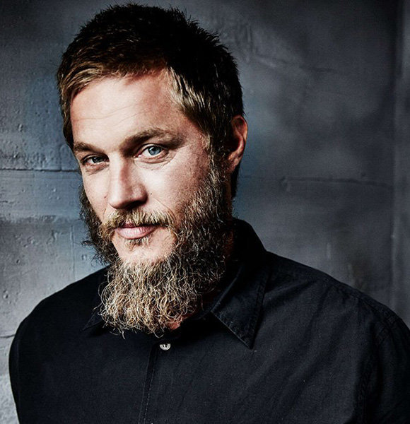 Travis Fimmel Wife, Gay, Brothers, Net Worth