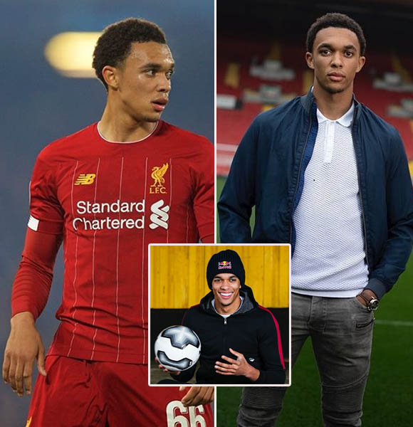 How Much Is Liverpool's Trent Alexander-Arnold Net Worth & Salary?