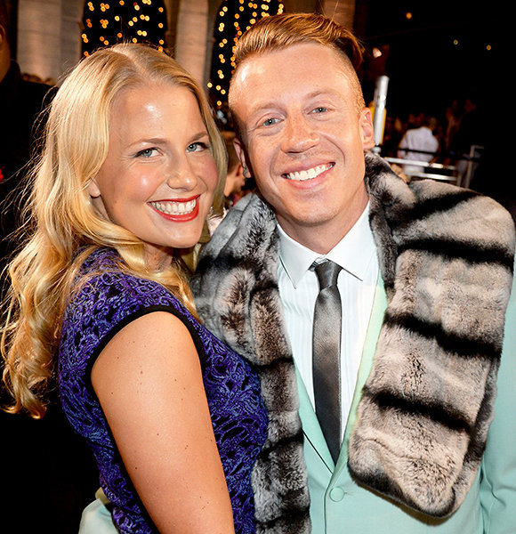 Tricia Davis, 34, & Husband Macklemore Secretly Welcomes 'Another Baby Girl'