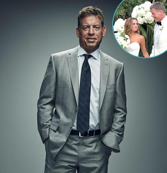 Troy Aikman Age 52 Married Twice, Meet His Second Wife Capa Aikman