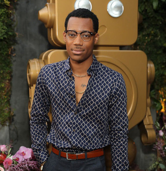 Tyler James Williams Girlfriend & Dating; What Makes Him Gay What Doesn't
