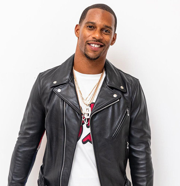 Retired Footballer Victor Cruz Family: Wife To-Be Split Reason, Ousted?