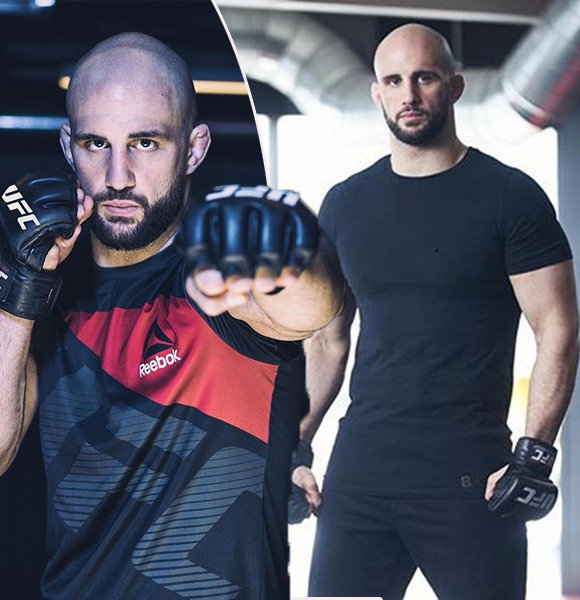 UFC's Volkan Oezdemir Main Event, Next Fight & Personal Life Details