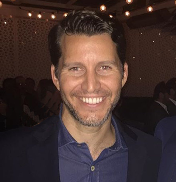 Will Cain Rejoicing Married Life & Family Moment At Surprising Age!