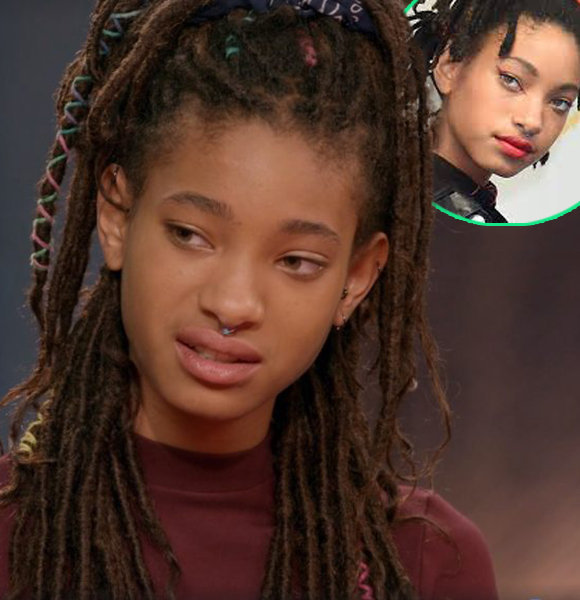 Is Willow Smith Gay/Lesbian? 2010 'Whip My Hair' Rockstar Reveals Fact