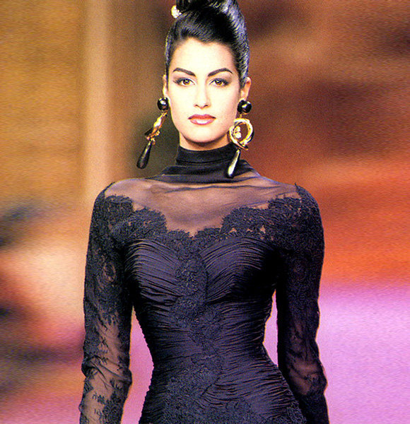 Yasmeen Ghauri Husband & Daughter; 90's Model Family Over Career Decision Paid Off
