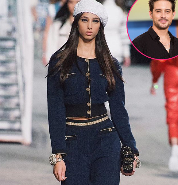 Yasmin Wijnaldum Dating G-Eazy, Who Is This Model?