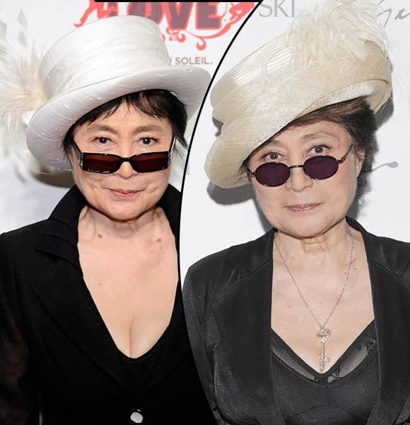 Yoko Ono, John Lennon's Wife Bio: Where Is She Now?