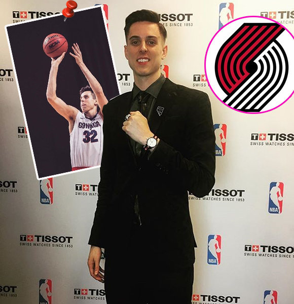 Is Zach Collins Dating A Girlfriend? Father, Parents Details, Hair