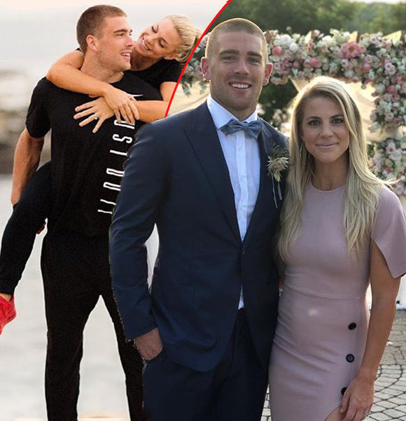 Who Is Zach Ertz Wife? Personal Life & Career Stats Of Eagles' Star