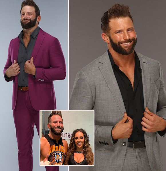 Is Zack Ryder Married? Relationship with His Wife-To-Be & Parents