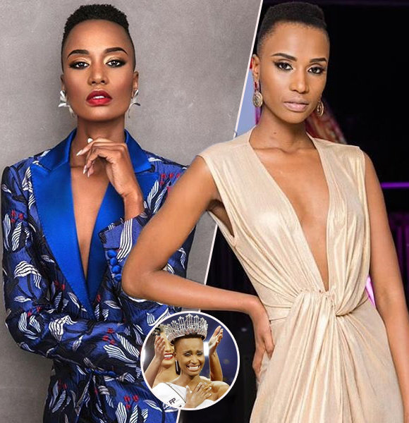Who Is Zozibini Tunzi? Wiki & Exclusive Facts About Miss Universe 2019