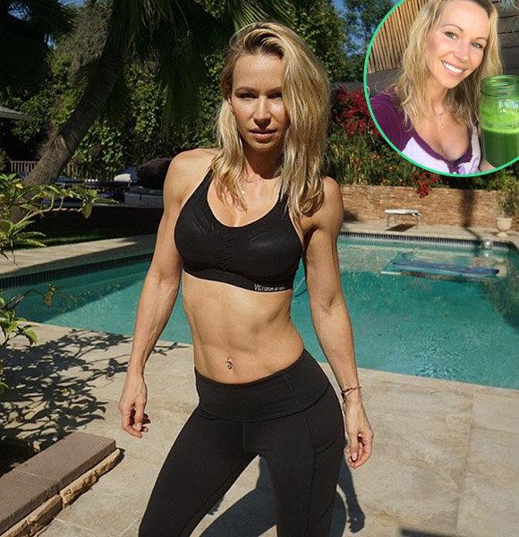 Zuzka Light Amazing Body At Age 36! Workout & Diet Advice From Fitness Guru