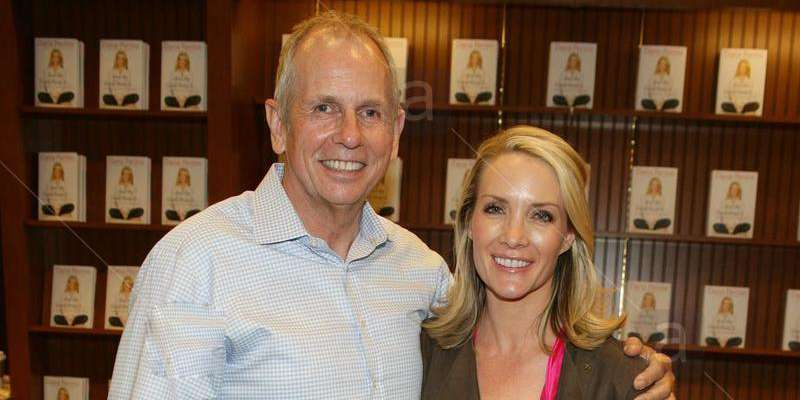 Dana Perino with Husband Peter McMahon